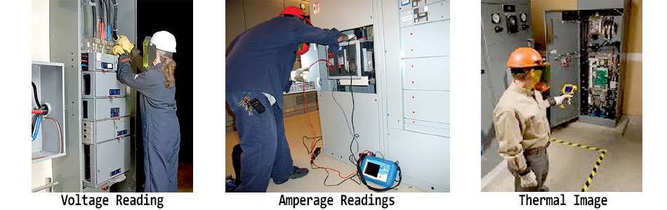 Electrical Inspections Images 1 | Tom Jackson Electrical